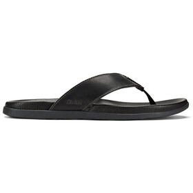 OluKai Nalukai Sandals Men, lava rock/lava rock